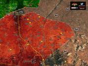 """""""Hổ Syria"""" dồn dập tấn công phong tỏa quân Thổ Nhĩ Kỳ phía đông Aleppo"""