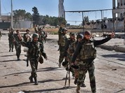 Quân đội Syria tiêu diệt hàng chục tay súng thánh chiến ở Hama