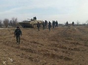"""""""Hổ Syria"""" đánh chiếm 15 làng, cắt đứt đường tiến của quân Thổ (video)"""