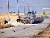Dân quân Kurd liên tục tấn công IS, chỉ còn cách Deir Ezzor 50 km