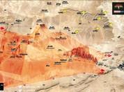 Trận chiến Palmyra: Quân đội Syria điều binh, chuẩn bị đánh lớn tái chiếm thành cổ