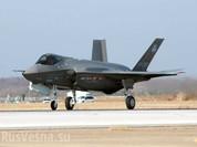 Chiến sự Syria: Mỹ tính điều siêu tiêm kích F-35 chống IS
