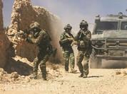 Chiến sự Syria: Đặc nhiệm Nga lộ diện trên chiến trường (video)