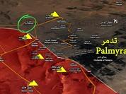 Chiến sự Palmyra: Quân đội Syria đè bẹp IS giải phóng thành cổ (video)