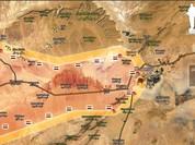 Chiến sự Palmyra: Trực thăng Nga càn quét, quân đội Syria tung đòn quyết định tái chiếm thành cổ (chùm video)
