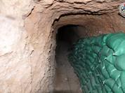 Quân Syria đánh sập đường hầm khổng lồ của phiến quân ngoại vi Damascus (video)