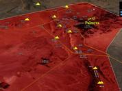 Video Syria: IS tháo chạy, thành cổ Palmyra sạch bóng phiến quân
