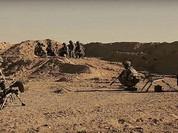Trận chiến Palmyra: Đặc nhiệm Nga xung trận đánh chiếm thành cổ