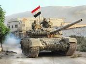 Lính Iran xung trận cùng quân đội Syria đánh dẹp thánh chiến ở tây Aleppo (video)