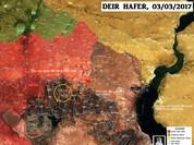 Chiến sự Syria: Quân đội Syria nã pháo phá hủy xe chở dầu IS ở Aleppo (video)