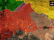 """""""Hổ Syria"""" chiếm liên tiếp 5 chốt IS, cắt đường liên quân Thổ Nhĩ Kỳ"""