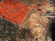"""""""Hổ Syria"""" đẩy lùi chiến tuyến IS, chiếm thêm nhiều địa bàn ở Aleppo (video)"""