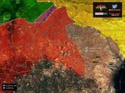 Quân đội Syria đè bẹp IS, chiếm thêm hai thị trấn ở đông Aleppo