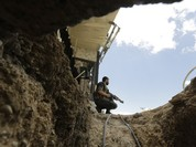 Quân đội Syria đánh sập đường hầm, cắt mạch sống phiến quân ngoại vi Damascus