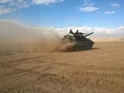 Trận chiến Palmyra: Quân đội Syria đánh bạt IS quanh thành cổ (video)