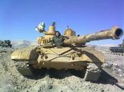 """Tên lửa TOW Mỹ lại """"thua"""" tăng T-72 Nga trên chiến trường Syria (video)"""