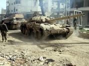 Chảo lửa Deir Ezzor: Quân đội Syria phản kích phá vây IS