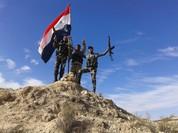 Quân đội Syria đột phá IS, tấn công sân bay chiến lược đông Aleppo