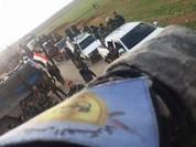 Hỗn chiến giữa quân đội Syria, người Kurd với liên quân Thổ Nhĩ Kỳ