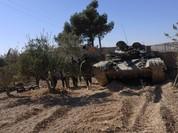 Quân đội Syria ác chiến phiến quân chiếm cứ các quận ngoại vi Damascus (video)