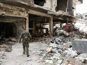 Chiến sự Syria: Quân Assad đánh sập đường hầm thánh chiến ở Damascus
