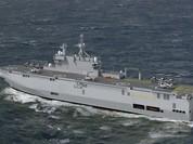 Đài Loan quyết tự đóng tàu đổ bộ trực thăng đối phó Trung Quốc
