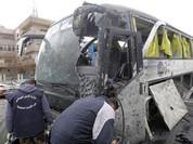 Chiến sự Syria: Phiến quân Al-Qaeda đứng sau vụ khủng bố đẫm máu ở Damascus