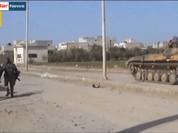 """""""Hổ Syria"""" tả xung hữu đột, IS thất bại dây chuyền trên chiến trường đông Aleppo (video)"""