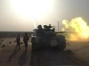 Chiến sự Palmyra: Quân đội Syria ào ạt tấn công, đánh bạt IS về phía nam (video)