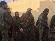 Quân đội Syria đánh chiếm địa bàn phiến quân ở ngoại vi Damascus (video)