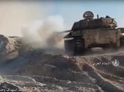Chiến sự Deir Ezzor: Quân đội Syria tiêu diệt hàng chục tay súng IS