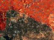 """""""Hổ Syria"""" đè bẹp IS, chiếm thêm 4 làng ở Aleppo"""