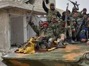 Chiến binh IS phơi thây la liệt sau trận đánh ở đông Aleppo (video)