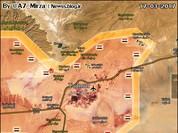 Chiến trường Palmyra: Quân đội Syria chiếm căn cứ IS, mở rộng vùng giải phóng