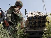 Quân đội Syria đập tan cuộc tấn công của phiến quân thánh chiến tại Hama
