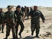 Chiến sự Syria: Quân chính phủ bẻ gãy cuộc tấn công, diệt chỉ huy IS tại Deir ez-Zor