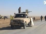 Dân quân người Kurd cắt đường sống của IS