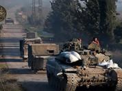 Quân Assad nguy ngập tại Hama, tướng Syria tử trận trên chiến trường Palmyra