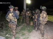 Chiến sự Syria: Người Kurd tiến đánh IS và cuộc đổ bộ bí ẩn được Mỹ hậu thuẫn