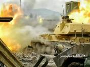 Quân đội Syria đánh bật đợt tấn công của phiến quân ở ngoại vi Damascus (ảnh - video)