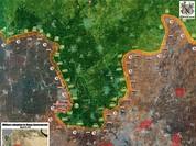 Su-35S Nga xung trận, quân đội Syria ào ạt phản kích phiến quân tại Hama (video)
