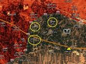 """""""Hổ Syria"""" thắng chẻ tre, chiếm thêm 3 chốt IS tại đông Aleppo"""