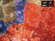 Chảo lửa Hama: Quân đội Syria diệt 2 thủ lĩnh thánh chiến và hàng chục phiến quân