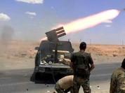 Quân đội Syria dội hỏa lực diệt hàng loạt phiến quân ở Daraa