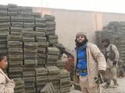 IS chiếm được số vũ khí lớn của Nga tại chiến địa Deir Ezzor
