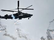Chiến sự Palmyra: Trực thăng Ka-52 Nga khai hỏa tiêu diệt IS