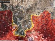 Nga dội hỏa lực ác liệt, quân đội Syria phản kích phiến quân ở Hama (video)
