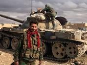 IS hao binh tổn tướng, rút chạy khỏi hai mỏ khí đốt lớn tại Palmyra
