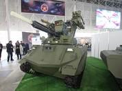 Những mẫu robot quân sự mới nhất của quân đội Nga
