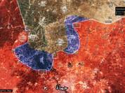 """""""Hung thần"""" Tos-1 Nga trút bão lửa vào phiến quân Syria (video)"""